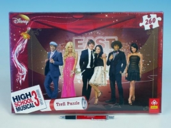 Puzzle High School Musical 260d. Trefl