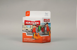 Igráček automechanik set